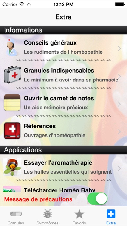 Homeo Guide : Homeopathy for all the family screenshot-3
