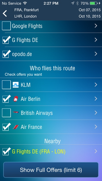 Frankfurt Airport Pro (FRA) Flight Tracker screenshot-3