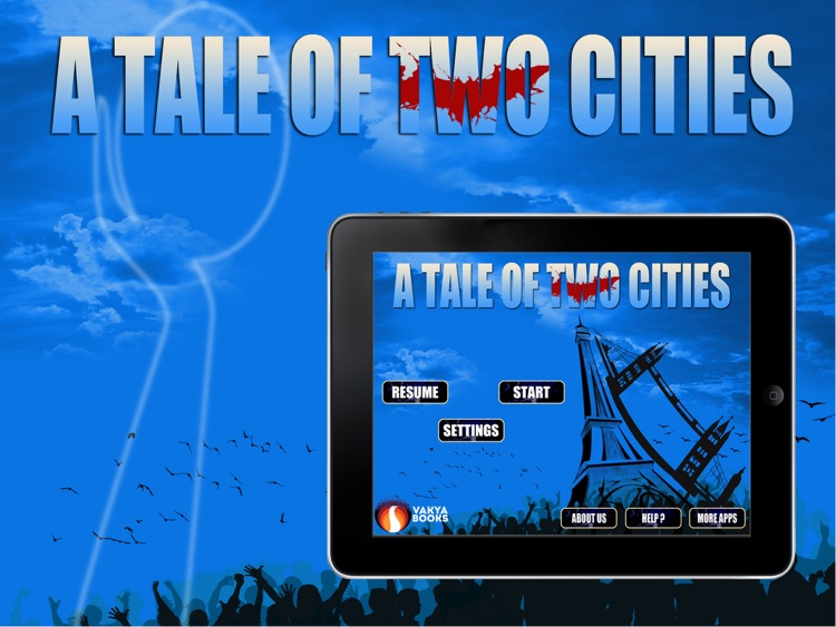 A tale of two cities - An English Classic