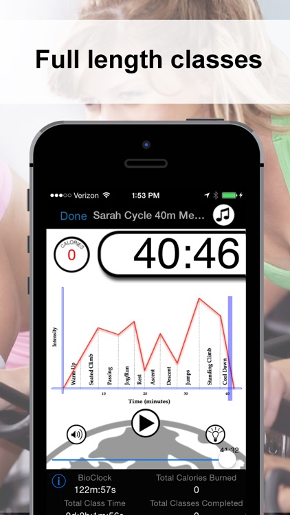 Global Cycle Coach: Your In-Door Cycling App