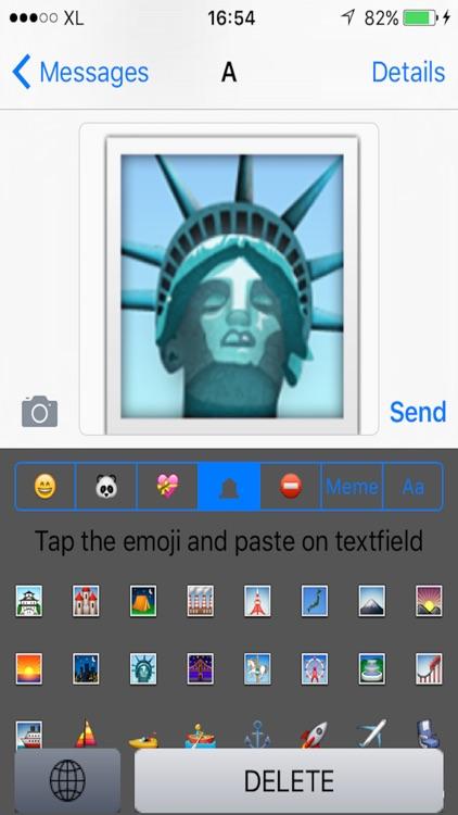 Big Emoji Keyboard screenshot-4