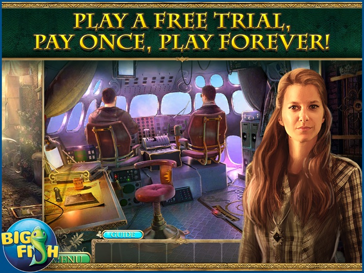 Hidden Expedition: The Crown of Solomon HD - Hidden Objects, Adventure & Mystery screenshot-0