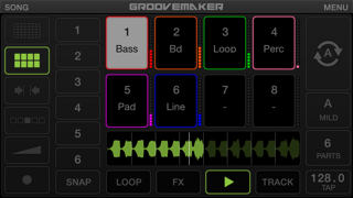 Screenshot #2 pour GrooveMaker 2