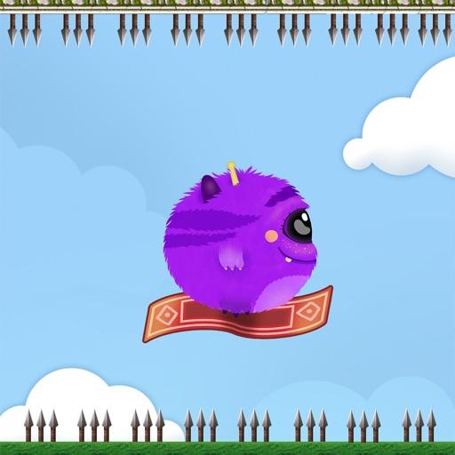 Avoid The Spikes Monster!