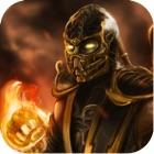 Mortal Guerreiro Fatality Batalha Jogo: Greve Kombat 3 Saga icon