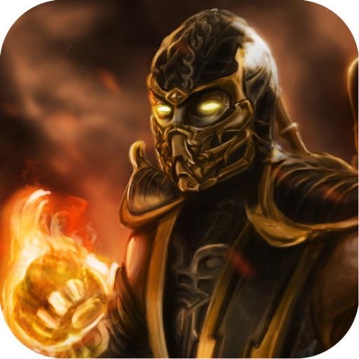 Baixar Mortal Guerreiro Fatality Batalha Jogo: Greve Kombat 3 Saga para iOS
