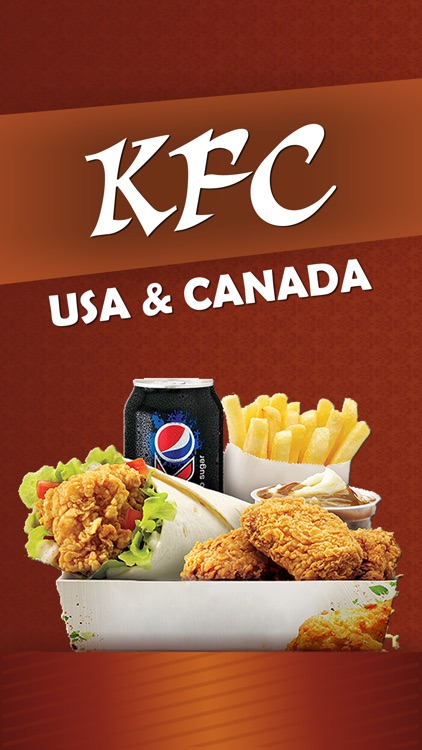 Great App for KFC USA & Canada