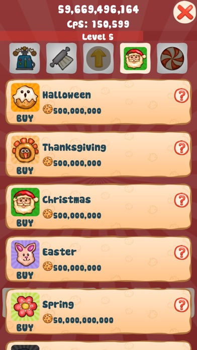 Cookie Clicker! - Free Incremental Game - by PIXELCUBE