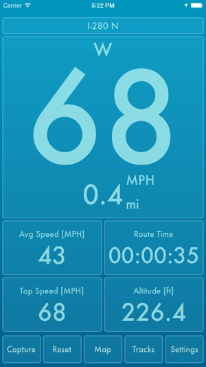 Speed PRO Screenshot