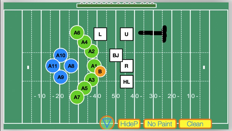Football Officials Field Coverage