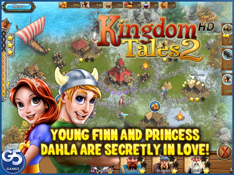 Kingdom Tales 2 HD (Full) screenshot-0