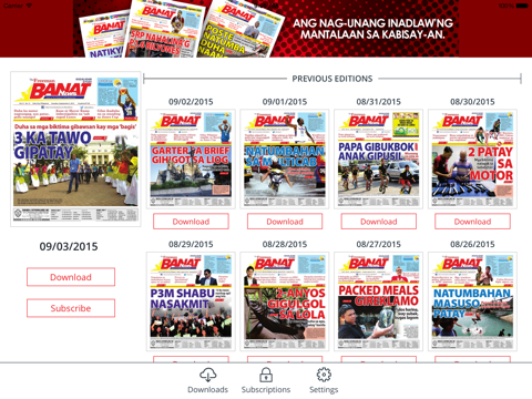 Banat News – Cebu | App Price Drops