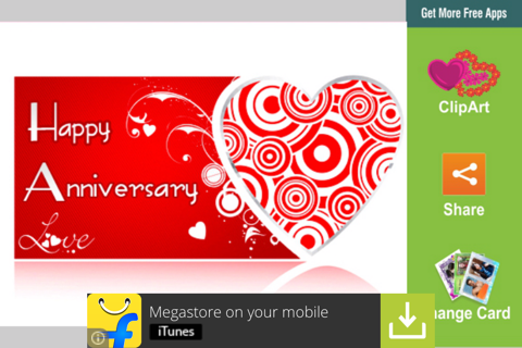Anniversary eCards For Family Members screenshot 3