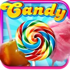 """"""" A Circus Food Stand Candy Creator HD – Free Maker Game icon"""
