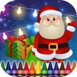 Buku Mewarnai Santa Claus Di App Store