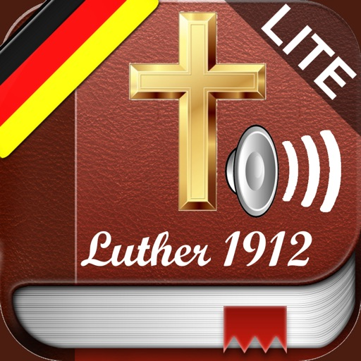 Free German Holy Bible Audio MP3 and Text - Luther Version