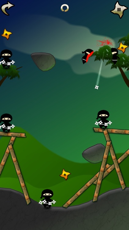 Stupid Ninjas Free screenshot-0