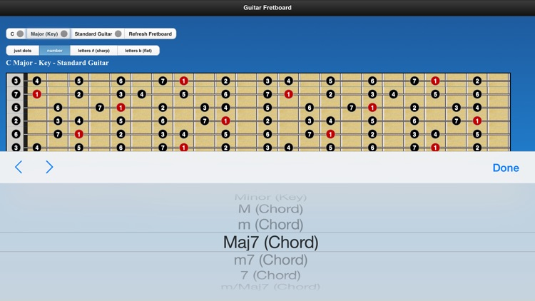 Guitar Chords I screenshot-4