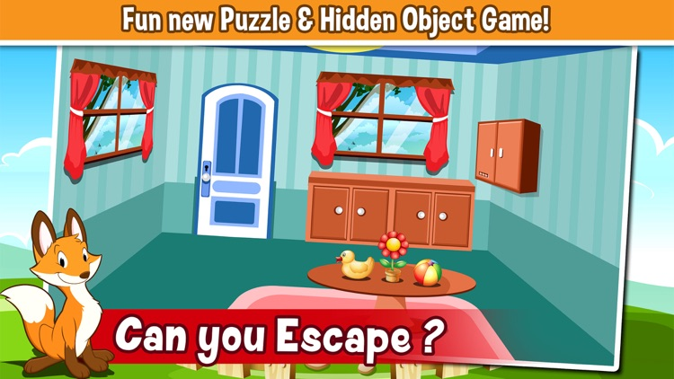 Animal Hidden Object Puzzle Room Quiz - can you escape the best pet door in a close up guess pics game for kids