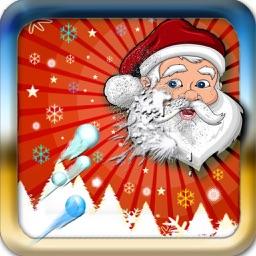 Hit Santa: Smash Santa with Snowball 2015 -Crazy New Year Arcade Game For Cool Shooters