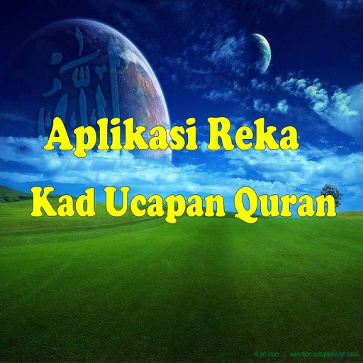 Aplikasi Mereka Cipta Dan Berkongsi Kad Ucapan Al Quran