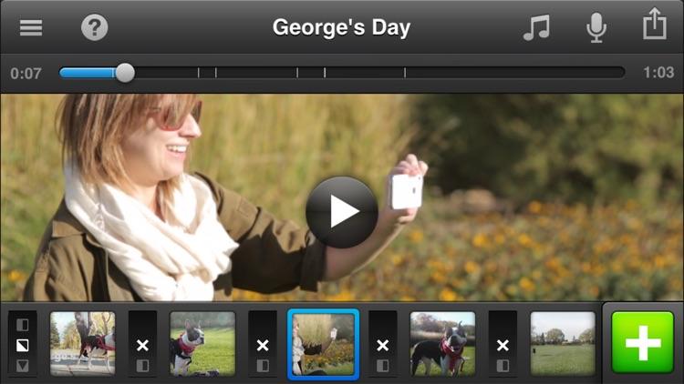 Video Edit+ for editing videos screenshot-0