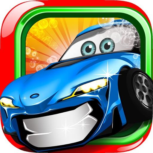 Здорово Молния Fast Car Мыть Салон Авто Ремонт Игра Для Детей Бесплатно