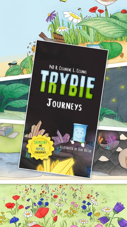 Trybie Journey screenshot-4