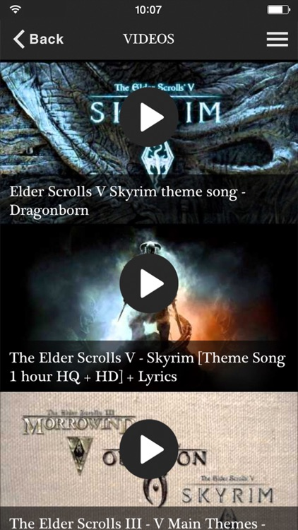 Guides for The Elder Scrolls V - Videos, Walkthroughs, Tips and More! screenshot-4