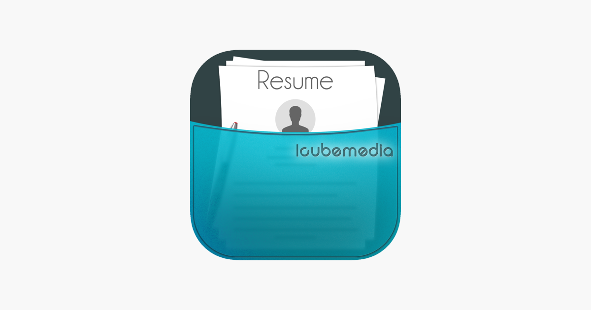 Resume Pro 2 on the App