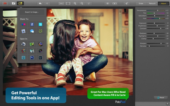 Snapheal - Fix your photos. Screenshot