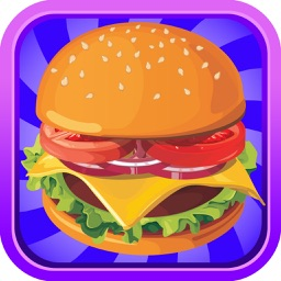 Burger Cooking Restaurant Maker Jam - the mama king food shop in a jolly diner story dash game!