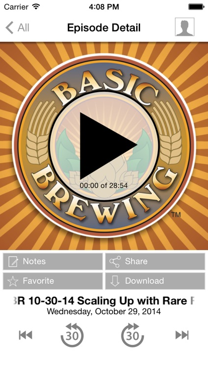 Basic Brewing screenshot-2