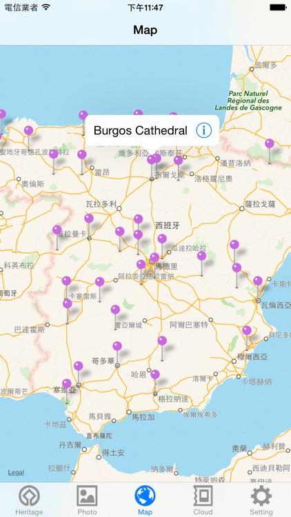 World Heritage in Spain screenshot-3