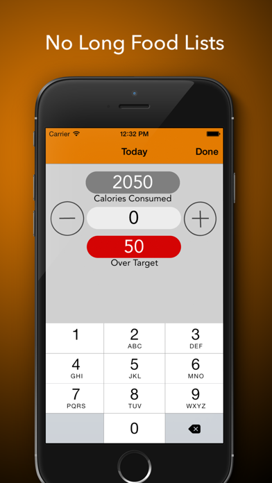 CalorieCalc - Fast & Simple Calorie Counter, Stay Fit And Healthyのおすすめ画像3