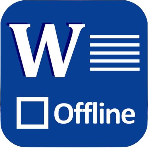 Word Offline - Microsoft Office Word Edition Doc Document Rich Text Editor