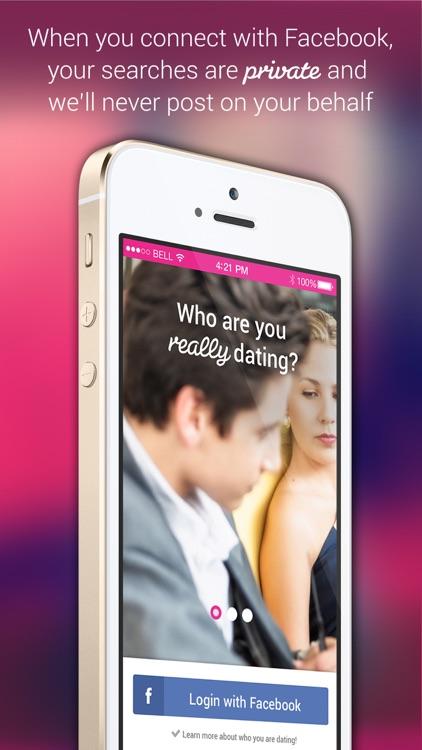 DateCheck – Safe dating, singles match, hookup app screenshot-4