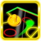 Glow Air Hockey 3D icon