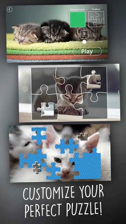 Jigsaw Wonder Kittens Puzzles for Kids
