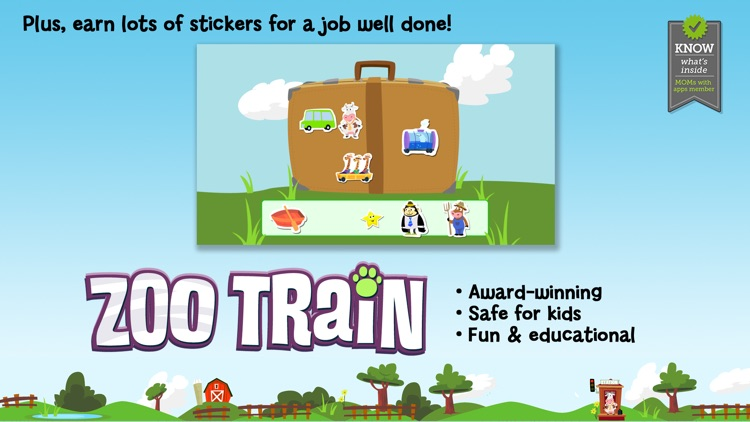 Zoo Train screenshot-4