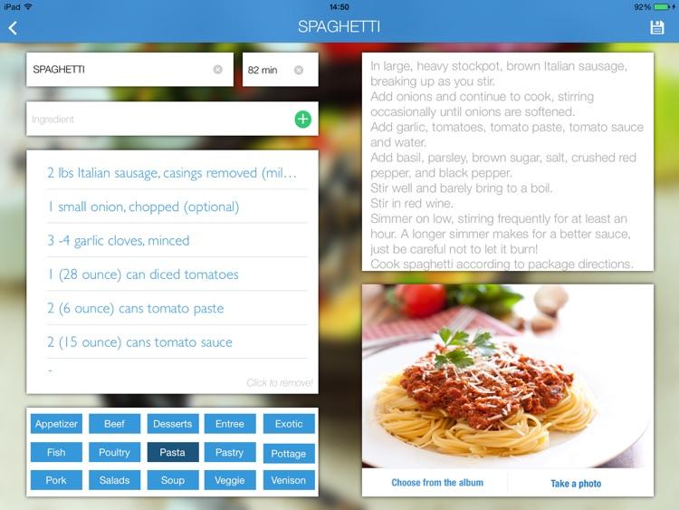 My CookBook! screenshot-3