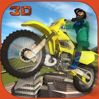 Codes for Crazy Motorcycle Roof Jumping 3D – Ride the motorbike to perform extreme stunts Hack