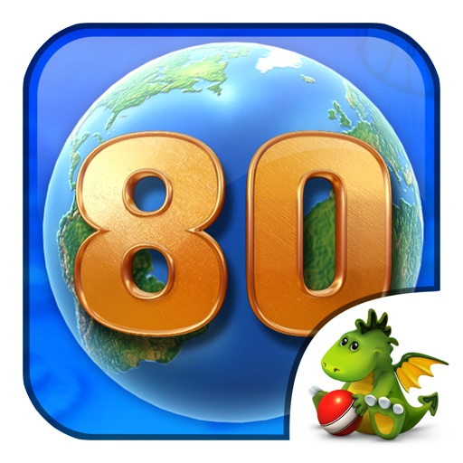 Around the World in 80 Days: The Game