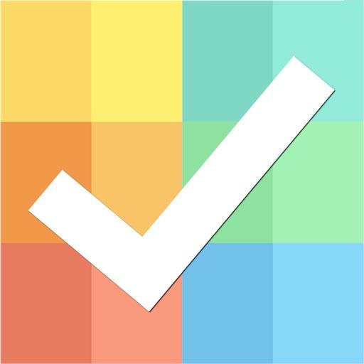 ColorTask - 通知とバッジでお知らせ