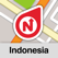 NLife Indonesia - Offline GPS Navigation & Maps