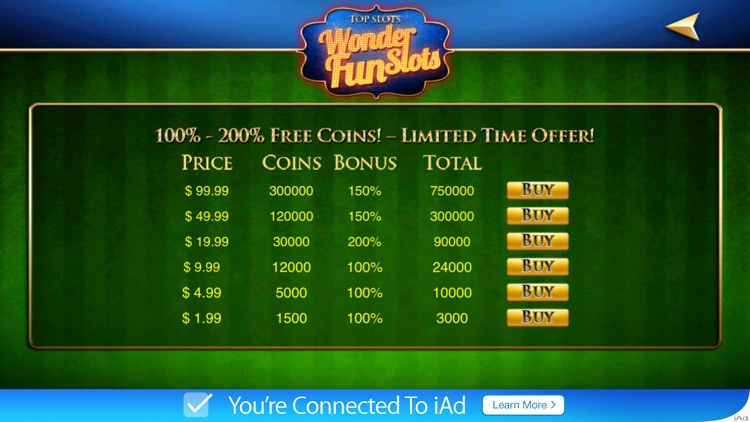 WONDER FUN SLOTS screenshot-3
