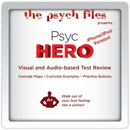 PsycHero - - Test Prep for AP Psychology, GRE, EPPP and NCLEX Exams