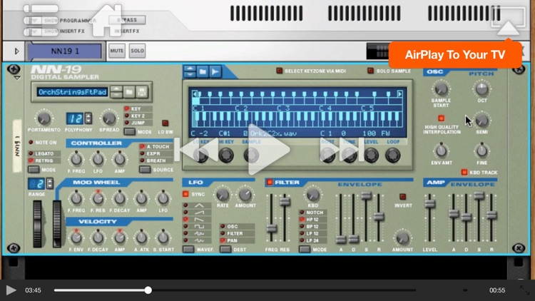 Instruments Course For Reason screenshot-4