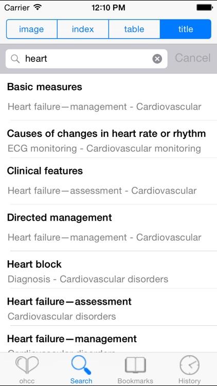 Oxford Handbook of Critical Care, Third Edition screenshot-3