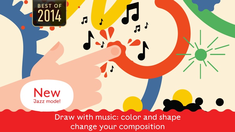 Bubl Draw - Creative drawing with music for kids screenshot-0